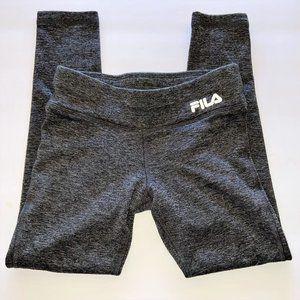 Girls FILA Size 7 activewear fleece leggings